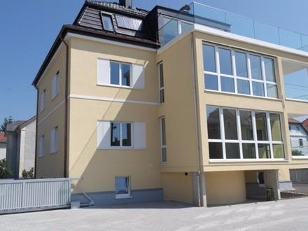 Luxuriöse Penthouse Stadtwohnung in Salzburg