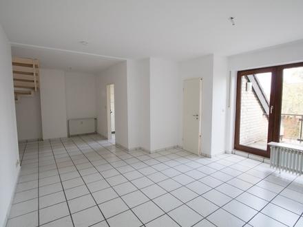 Moderne 3-Zi.-Maisonette-Whg. 2 Balkone Gäste WC im 3. und 4. OG - kein Fahrstuhl - GT-Nä. Finanzamt