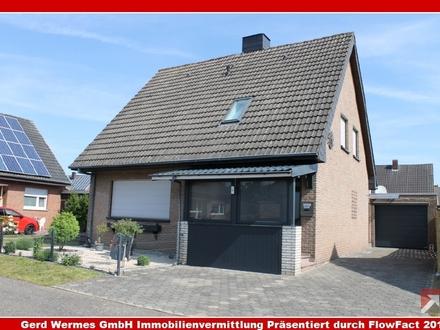 Schönes Einfamilienhaus mit Garage in Haren - Erika zu verkaufen