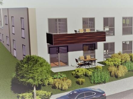 Moderne Gewerbefläche mit Grundstücksanteil
