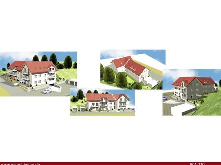 Provisionsfrei! Erstbezug! Erdgeschoss-Wohnung mit Terrasse und Garten