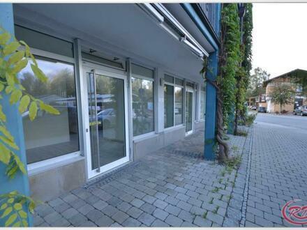 Bürofläche in zentraler Lage von Dorfen + Umbau in 2 Zi. Wohnung möglich
