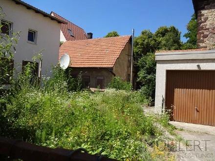 Zwei ältere Häuser plus Bauplatz in 67283 Obrigheim-Mühlheim