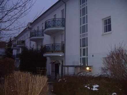 hübsche 1 ZKB mit Balkon im idyllischem Gersthofen