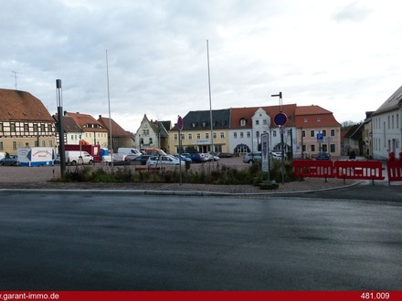 Denkmalgeschütztes Wohn- und Geschäftshaus in Dahlen sucht Investor