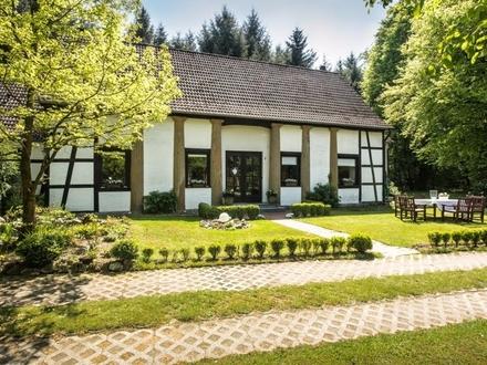 Traumhaus im Wald - vor den Toren von Bielefeld