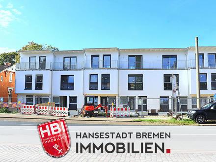 Oslebshausen / Neubau - Reihenmittelhaus mit hochwertiger Ausstattung