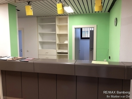 RE/MAX Bamberg: Oberhaid: Gewerberäume für Praxis, Büro oder Kanzlei