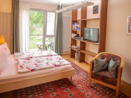 1,5 ZKDu 25 m² Eching - Möbliertes,gemütliches ruhiges Apartment (ELW in...