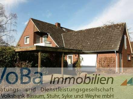 Großzügiges Einfamilienhaus in begehrter Lage Stuhr-Moordeichs