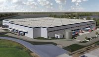 Neubau eines Logistikzentrums