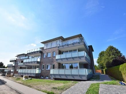 Neubau/Erstbezug: 2-Zimmer-Obergeschoss-Wohnung in Toplage