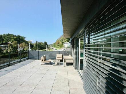 Krumpendorf am Wörthersee: Penthouse mit XXL Terrasse & ein Katzensprung zum See