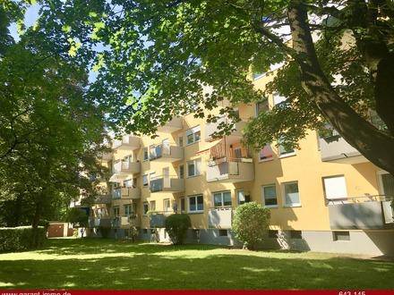 Sofort verfügbare 3 1/2 Zimmer-Wohnung mit Südbalkon in Oberföhring/nördl. Bogenhausen!