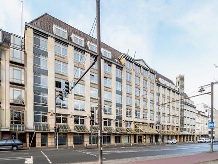 Repräsentatives Gebäudeensemble in erstklassiger Lage