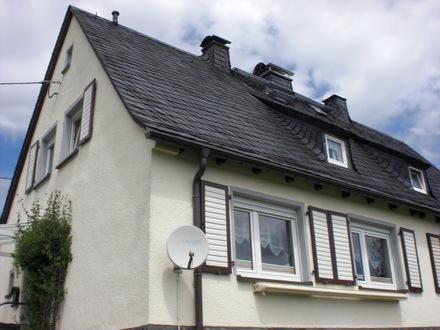 Doppelhaushälfte in Klingenthal mit ausgezeichnetem Panoramablick