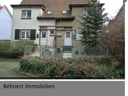 Für die junge Familie..gepflegtes Zechenhaus Doppelhaushälfte in guter Lage von Recklinghausen...