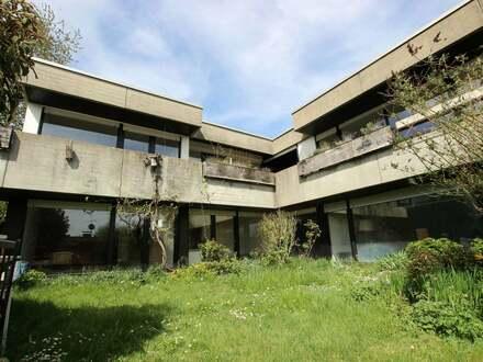 Bezugsfreies Wohnhaus in gigantischer Aussichtslage in Ulm