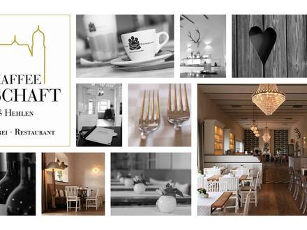 Kaffeewirtschaft - Schloß Hehlen * Restaurant | Café | Rösterei