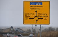 A 26 - Schneller mit dem Auto nach Hamburg