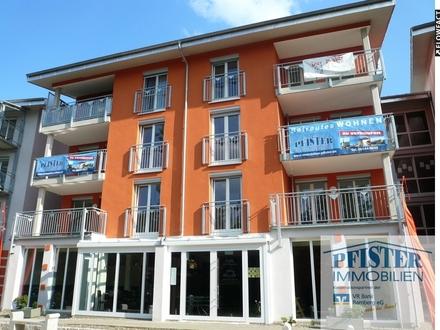 Seniorengerechte, barrierefreie 3 1/2 Zimmer Eigentumswohnung in Breitengüßbach