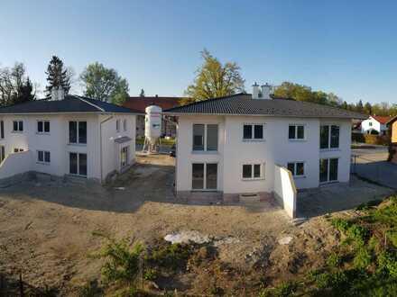Erstbezug - DHH Rosenheim/Aisingerwies mit Garten, Garage und Stellplatz