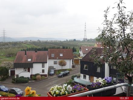 Barrierefreie Penthouse-Wohnung mit Blick übers Remstal!