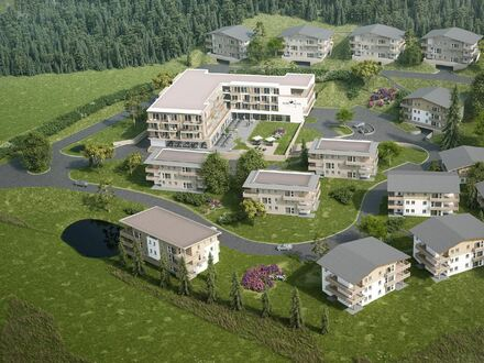 Provisionsfrei! Appartementanlage der Luxusklasse in Bad Gastein!