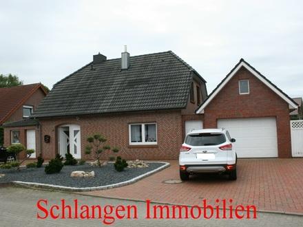 Objekt Nr.: 17/619 Einfamilienhaus mit Garage und Wintergarten im Feriengebiet Saterland/ OT Ramsloh