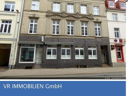 Wohn- und Geschäftshaus in der Schweriner Altstadt