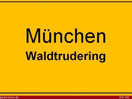 Waldtrudering: Großzügige Dachterrassen-Wohnung in bester Lage!