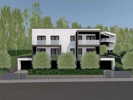 Neubau Doppelhaushälfte - in Bestlage am Hofheimer Kapellenberg