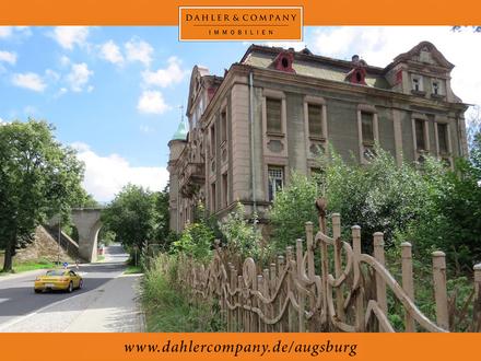 Schön geschnittene 3 Zimmer-Wohnung in der Villa Schumann***KfW-Förderung und Denkmal-AfA möglich***