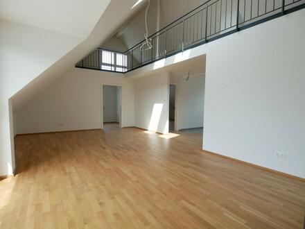 Neubau-Erstbezug! Galeriewohnung zum Verlieben