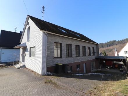 RESERVIERTI Werkstatt/ Lager mit Wohnung in Herdorf