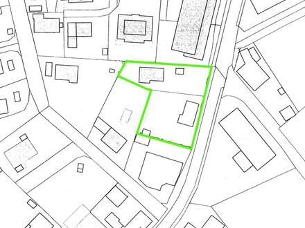 Baugrundstück - Möglichkeit der Errichtung eines Wohn- und Geschäftshauses mit 12 Einheiten