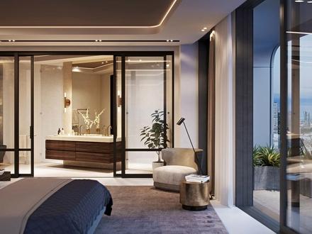 Fantastische 3-Zimmer-Wohnung für höchste Ansprüche - Grand Tower - DE - 7758