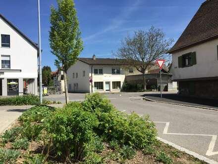 Zweifamilienhaus in der Innenstadt von Leutkirch