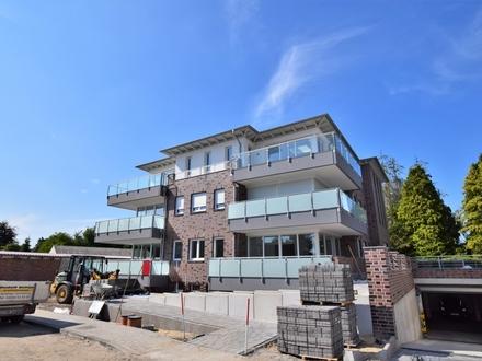 Neubau/Erstbezug: 3-Zimmer-Hochparterre-Wohnung in Toplage