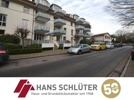 Schwachhausen: Geräumige 3 Zimmer Wohnung in ruhiger Lage!