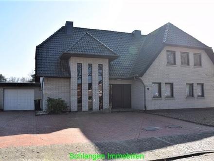 Objekt Nr: 00/681 Einfamilienhaus mit Garage in Barßel / OT Elisabethfehn