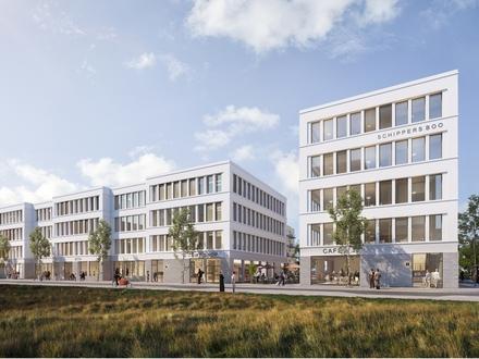 """individuell gestaltbare Büroflächen an der """"Hafenkante"""""""