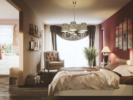 Schöne 2-Zimmer Erdgeschosswohnung mit einladender Terrasse!
