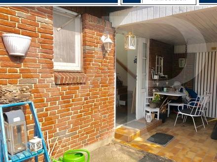 Gemütliche 3-Zimmer-Dachgeschosswohnung auf dem Land in Medelby