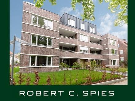 Galerie-Wohnung in hochwertigem Neubau zwischen Wachmannstraßen-Quartier und Bürgerpark *Erstbezug*