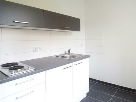 1-Raum-Wohnung mit Balkon und Einbauküche!