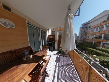 4-Zimmer und ein Sonnenbalkon im Europaviertel!