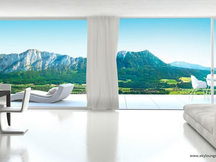 SKYLOUNGE MONDSEE: CENTRAL GRAND LOUNGE