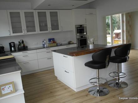 Modern ausgebautes und vielseitig nutzbares Einfamilienhaus in einem Stadtteil von Wolfenbüttel