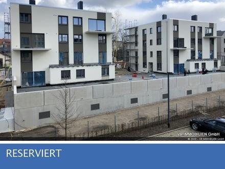 Wohnen auf 2 Etagen - Eigentumswohnung im Erstbezug